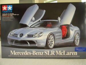 Tamiya Mercedes-Benz SLR Mclaren 1/24 Scale