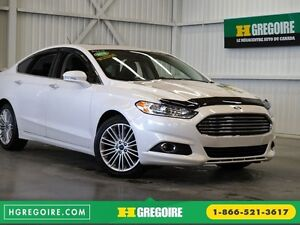 2016 Ford Fusion SE 2.0 Ecoboost 4WD (cuir-toit-navi-caméra)