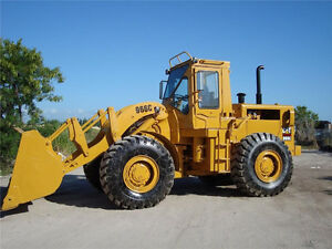 We buy all your heavy equipment!/ Nous l'achetons tous