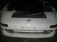 TOYOTA MR2 SW20 3SGTE FRONT END CONVERSION JDM SW20 NOSE CUT