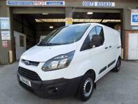 2014 64 Ford Transit Custom 2.2 TDCi Air Con Parking Sensors NO VAT!!!