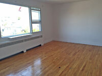 Sunny 2 1/2 apartment.  Great location.