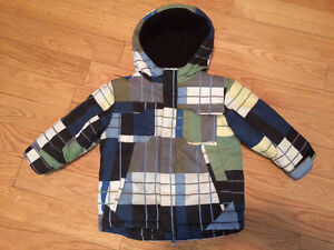 EUC toddler boy winter coat