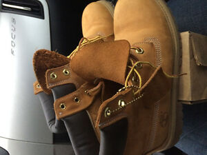 Timberland boots size 6 1/2