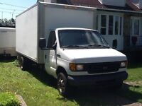 2006 Ford F-450 Ctv Camionnette
