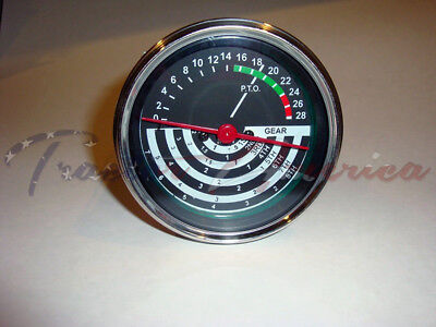 Tachometer Tach Clockwise For John Deere 2010 8 Speed