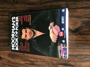 """Moorman's Book of Poker: Improve your poker game with """"Moorman1"""""""