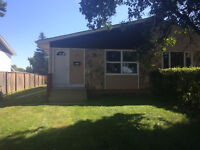 Fully Renovated 3 bedroom Side by Side for rent. PRICE REDUCED!