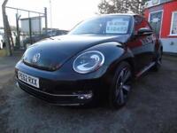 2012 Volkswagen Beetle 1.4 TSI Sport 3dr,1 former keeper,2 keys,FSH,12 months...