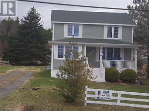 House for sale $109900 Glovertown