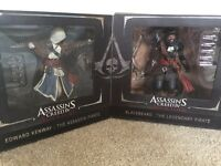 Assassin's Creed IV Black Flag Collector's Figurines