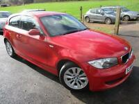 2008 BMW 1 SERIES 118D ES LOW MILES HATCHBACK DIESEL