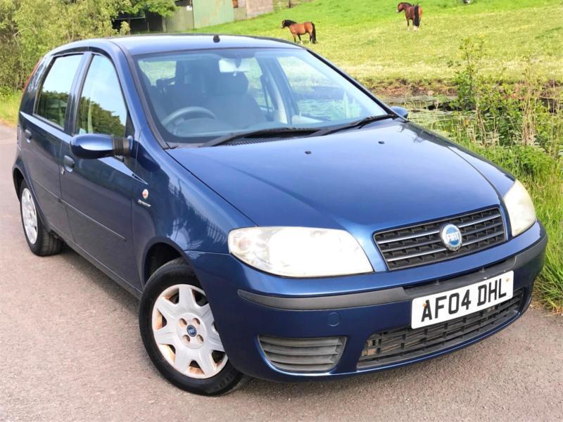 2005 Fiat Punto 1.2 16v Dynamic AUTOMATIC