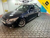 2008 BMW 5 Series 3.0 525D M SPORT 4d 195 BHP Saloon Diesel Automatic