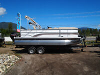 2015 SYLVAN 8520 CRUISE W/ MERCURY 115HP FOUR STROKE