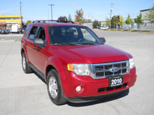 2010 Ford Escape XLT, 4x4, Leather,Auto,3/Y warranty Available