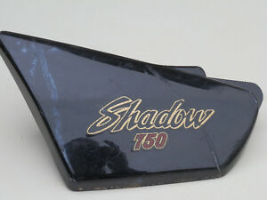 Cover off a 1983 Shadow.
