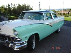 1956 Crown Victoria / Imitation Glass Top