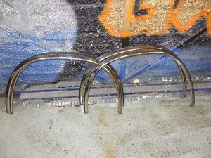 S10 S15 Chrome Wheel Well Trim