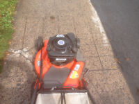 2009 Husqvarna 7021RS Lawn mower excellent condition.