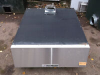Vent Master Boxed Hood  #861-14