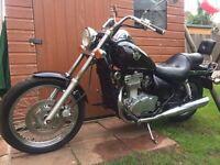 Kawasaki en 500 t reg 99 12 months m.o.t