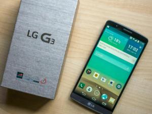 Unlocked,Original LG G3 32GB;16Mpix;like new in box;super nice