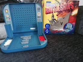 Battleships board game