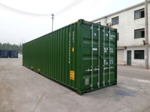 NEW Shipping containers 20-40'