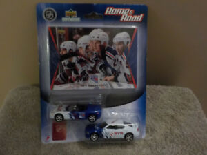 NHL: NEW YORK RANGERS DIE-CAST BY UPPER DECK COLLECTIBLES