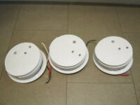 Selling 3 Kidde Ionization hard wired smoke alarms - Great deal!