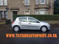 LOW MILES, RENAULT CLIO 1.4,GROUP 3 INSURANCE, FULL HISTORY ONLY £1995