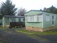 Cosalt Baysdale 36x12 3 bedroom static caravan sited in Cumbria inc 2017 fees