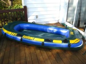 Seahawk 500 - Inflatable Boat