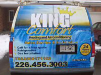 furnace repair/install.heating repair/install refrigeration.vent