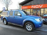 2013 NISSAN NAVARA TEKNA DCI PICK UP TRUCKMAN TOP