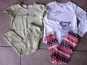Gymboree Size 4 Outfits