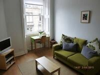 Short Term Let - Newly renovated 1 bed property on Dalmeny Street, off Leith Walk