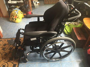 Orion II adjustable/ reclining wheel chair