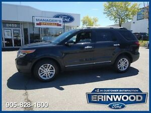 2015 Ford Explorer XLT6CYL/LTHR/DUAL PANEL MOONROOF/NAV