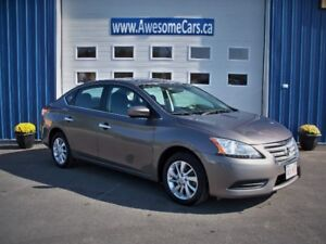 """2015 NISSAN SENTRA SV """"Own for $92 bi-weekly 0 down, taxes in !"""""""