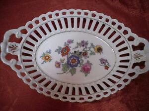 Bavarian hand painted bowl Windsor Region Ontario image 1