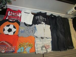 REDUCED! Lot1 Boys age 7 winter cloths! All 13= $12/$0.90each