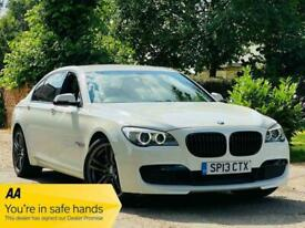 image for 2013 BMW 7 Series 3.0 730Ld M Sport (s/s) 4dr Saloon Diesel Automatic