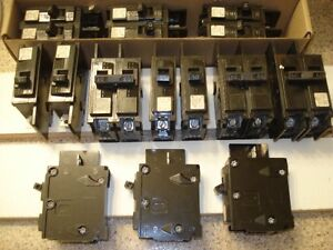 SIEMENS ITE BREAKERS TYPE BQ  PLUS OTHER TYPES
