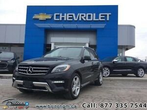 2014 Mercedes Benz M-Class ML350 BlueTEC 4MATIC   - $387.75 B/W