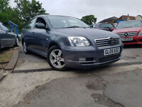 2005 Toyota Avensis 1.8 VVT-i AUTOMATIC T3-X 24 MONTHS WARRANTY