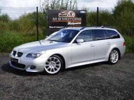 BMW 520d 2.0TD - 2007 - M Sport Touring - 120,000 miles