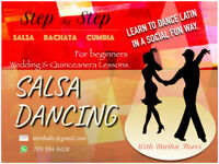 Salsa Dancing | Choreograpy | dance lessons | Salsa lessons