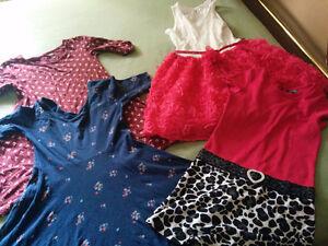 Vêtements fillette 10-12 ans